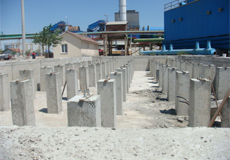 Cooling Tower Construction Works